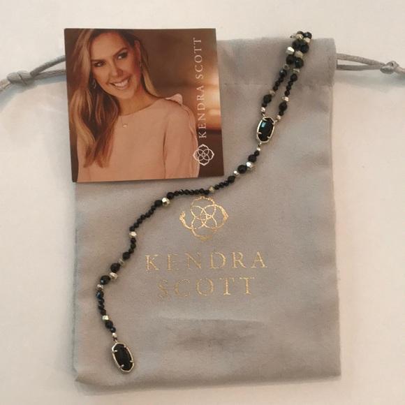 Kendra Scott Jewelry - Kendra Scott Bethany Gold Y Necklace